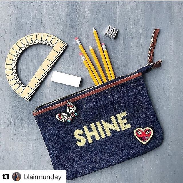 A great way to participate in #givingtuesday THANKS TO OUR FRIEND BLAIR! #Repost @blairmunday with @repostapp ・・・ Today is GIVING TUESDAY. // Empowering men and women in vulnerable situations is the heart of Noonday Collection. We love to lift up others, to keep families together, to protect orphans and to ✨SHINE✨ brightly for others. // Consider purchasing a ✨SHINE POUCH✨ ($38) that will be donated to local teen mamas. I'm gathering 15 of these and will give them to @giveme10eastnashville to distribute! You can send $38/pouch you wish to purchase to me via PayPal (blairmunday[at]gmail.com) and I will order them all at once. I'm covering shipping and tax. Each bag is handmade with love in India by a woman who is empowered with a job because of each sale. It try is a win/win!