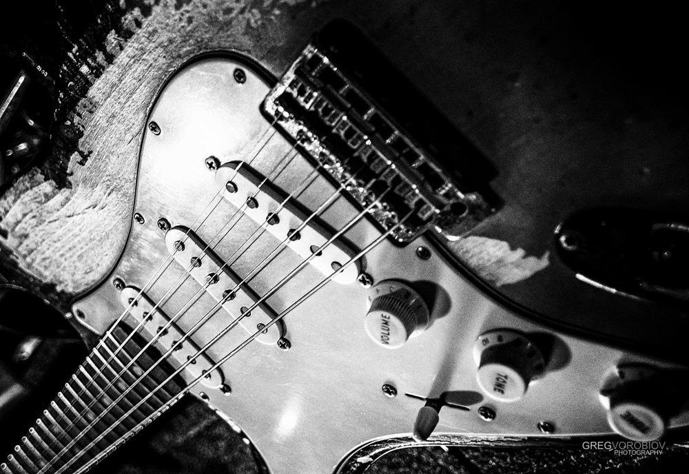 Doyle Bramhall II 1964 Fender Strat