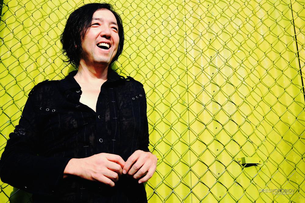 Toshi Yanagi