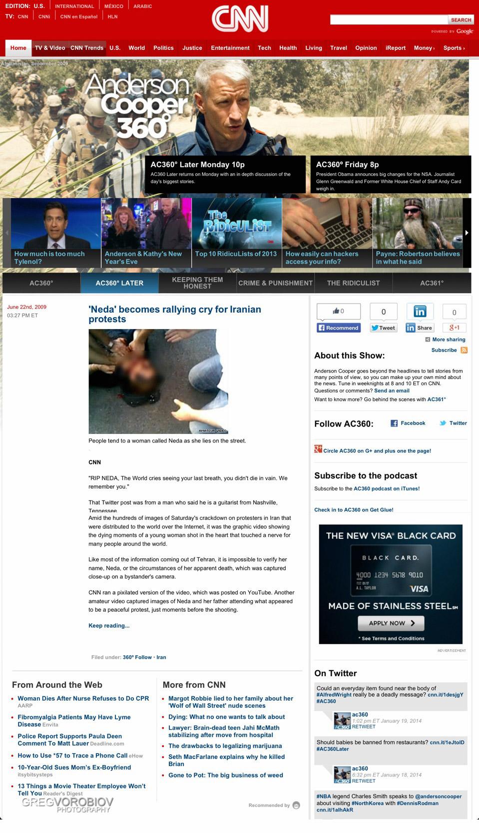 CNN Anderson Cooper 360