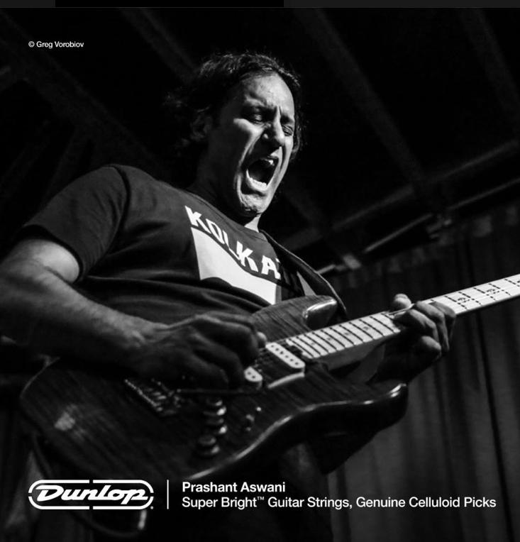 Dunlop Strings - Prashant Aswani