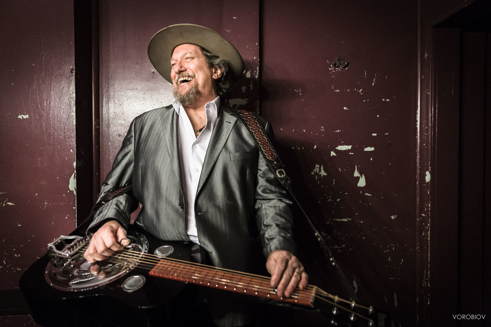 Jerry Douglas - 14 time Grammy winner
