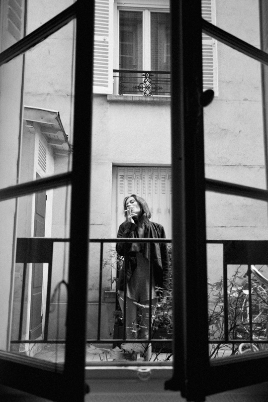 Faryl, Paris, 2011.