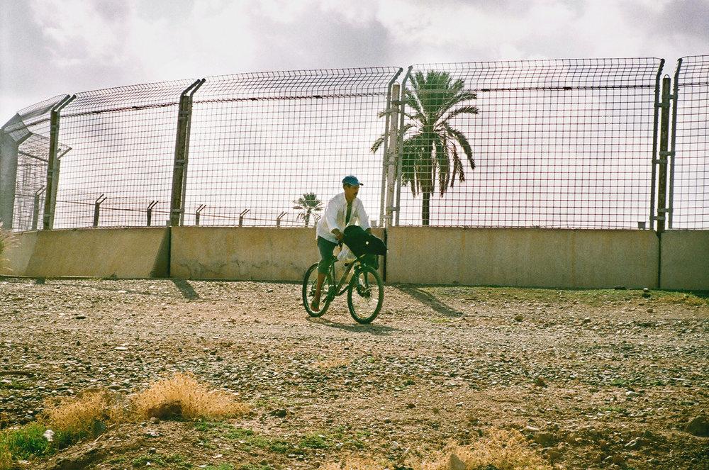 Marrakech, 2015.