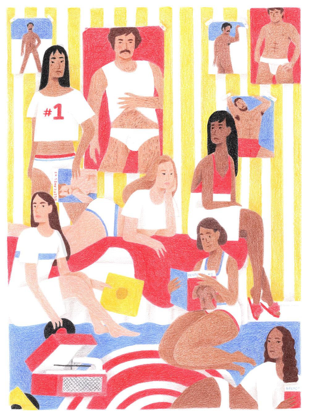 Girls - Sassify Zine Volume 4, 2017