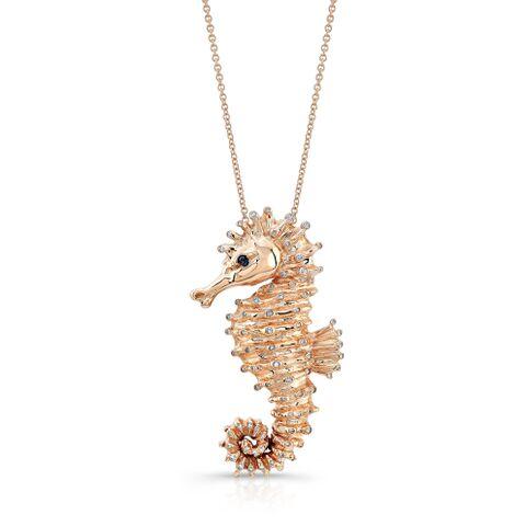 Sea amy y jewelry seahorse pendant aloadofball Images