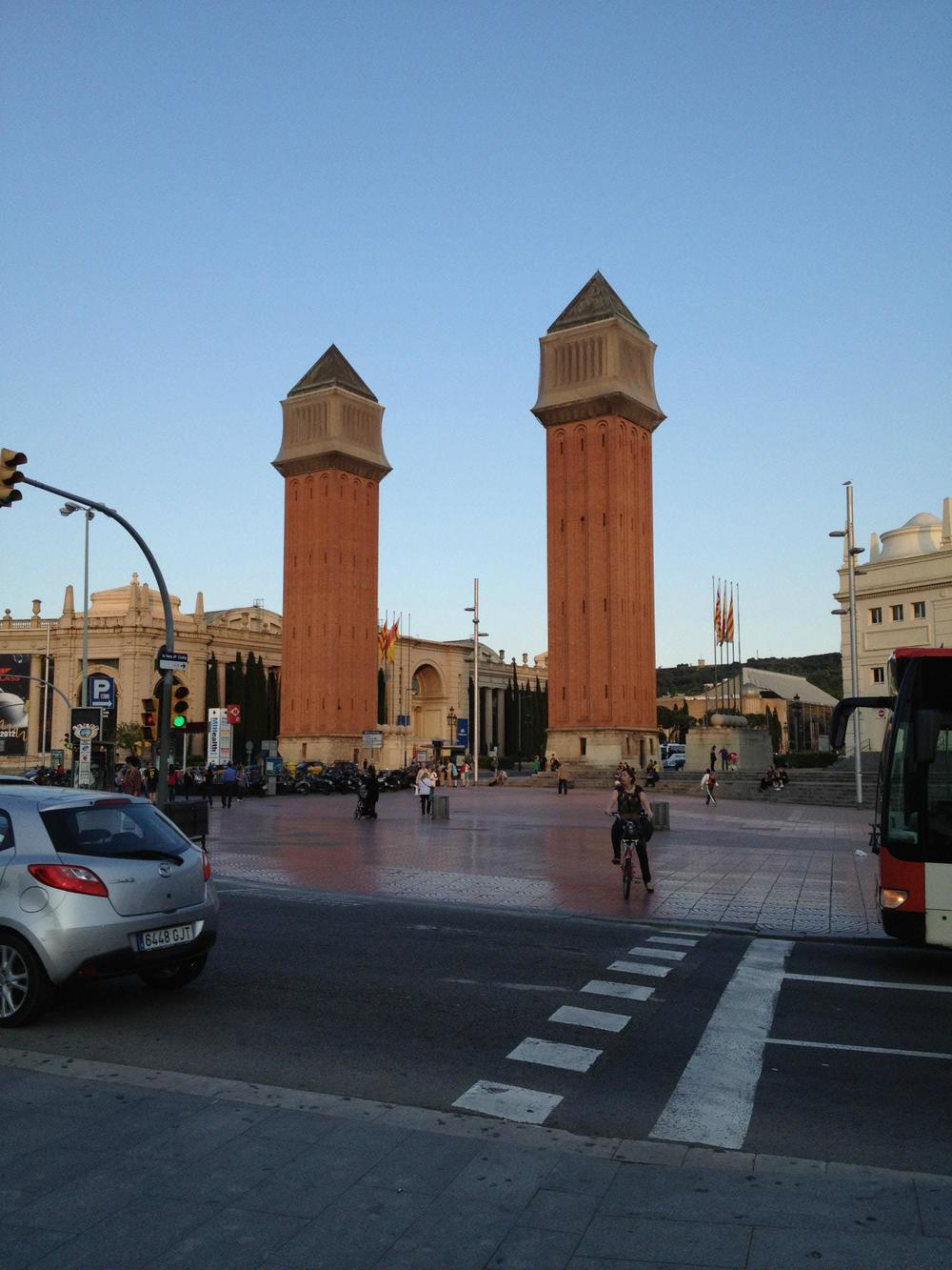 Barcelona, Spain,2013