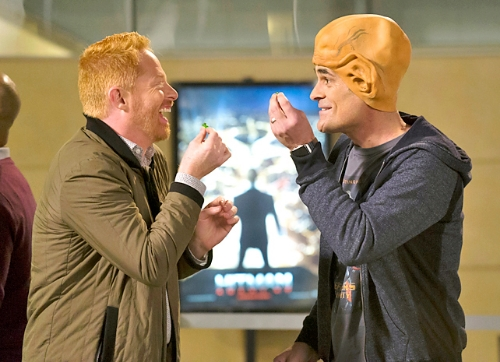 Mitchell and Phil from  Modern Family  are stoked on weed gummies