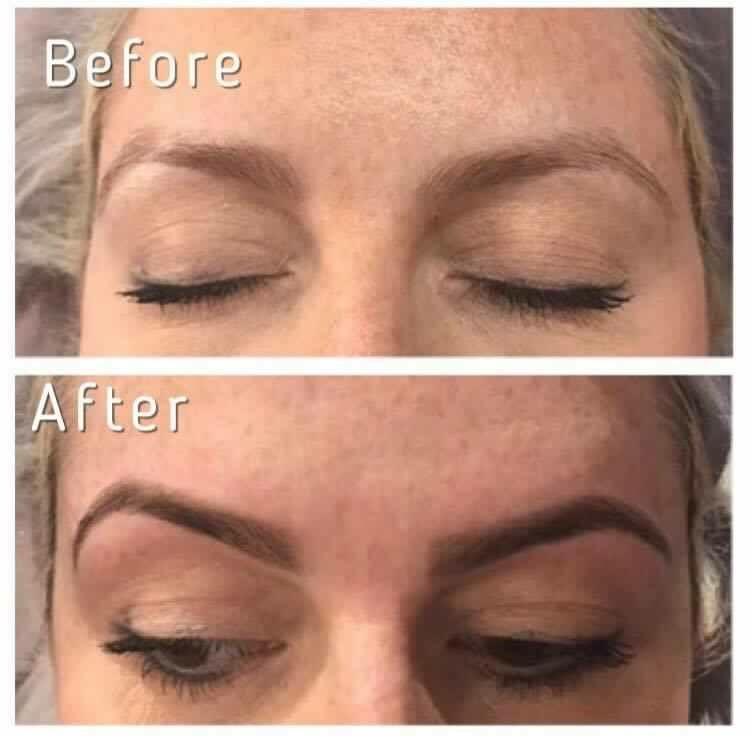 Get A Henna Eyebrows Tint