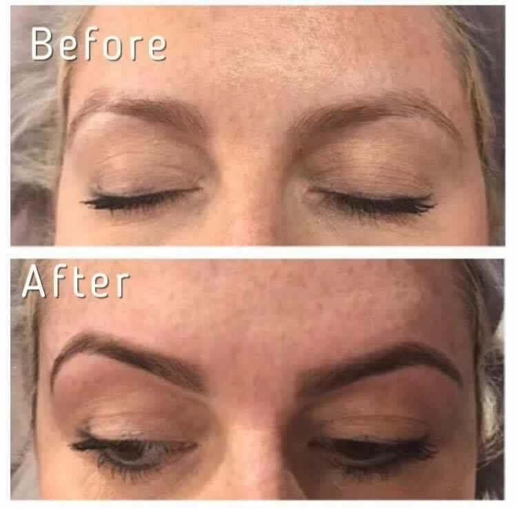 Get A Henna Eyebrows Tint