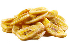 Banana Chips, Organic : $0.94 / 100g