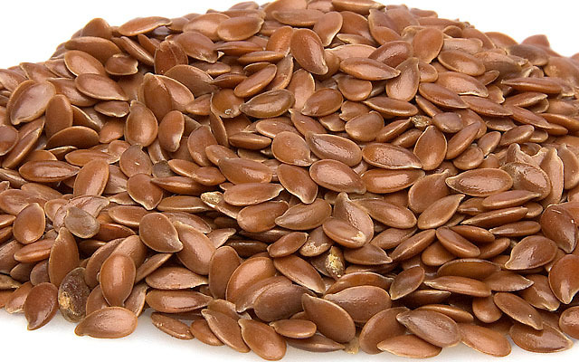 Brown Flax Seed, Organic: $0.55 / 100g