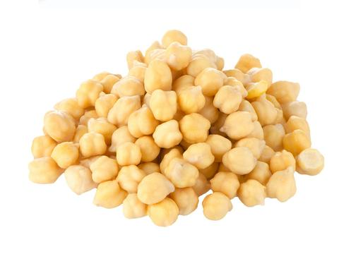 Chickpeas Raw, Organic: $0.66 / 100g