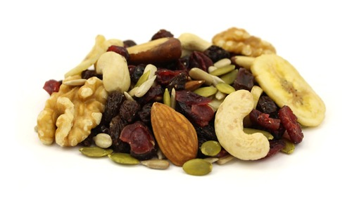 Cranberry Trail Mix: 9.99/lb