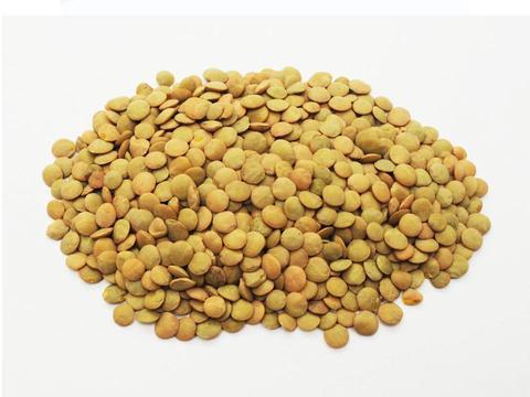 Green Lentils: 1.49/lb