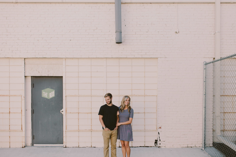 Weston & Jessie | Engaged