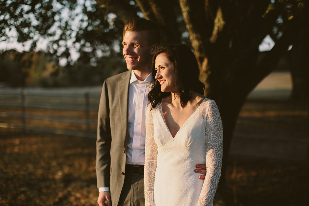 Chris & Abbie | Married