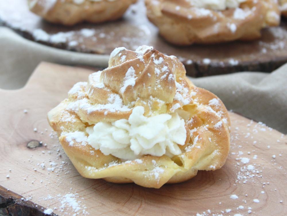 cream puffs desserts