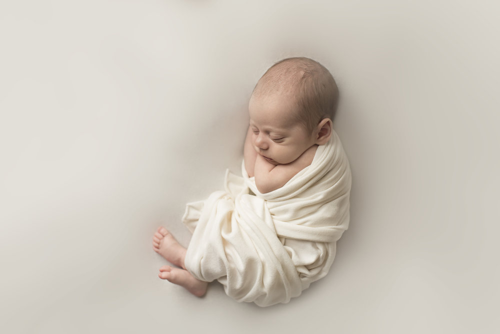 Baby william newborn photography based in toronto on
