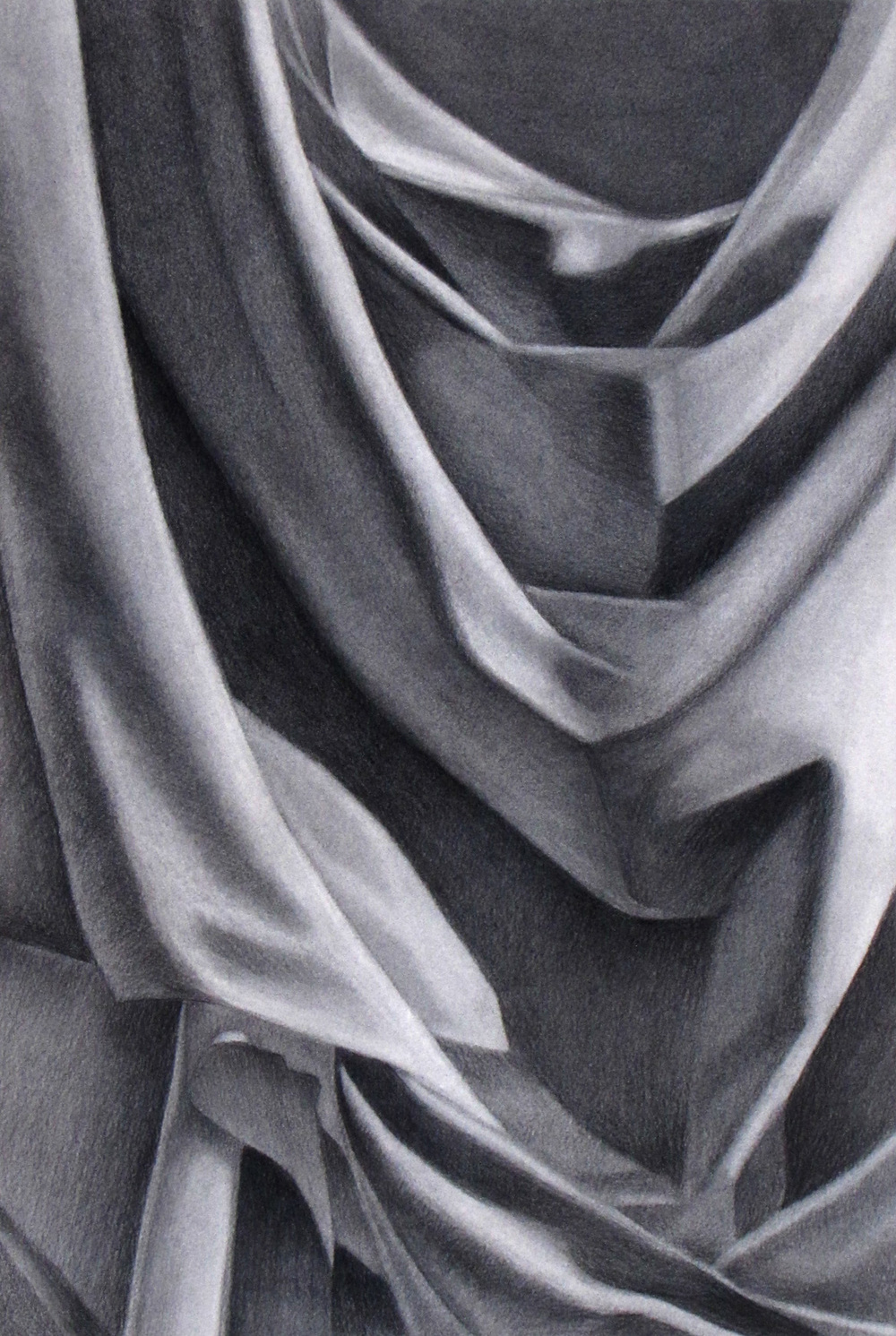 Draped Cloth Study