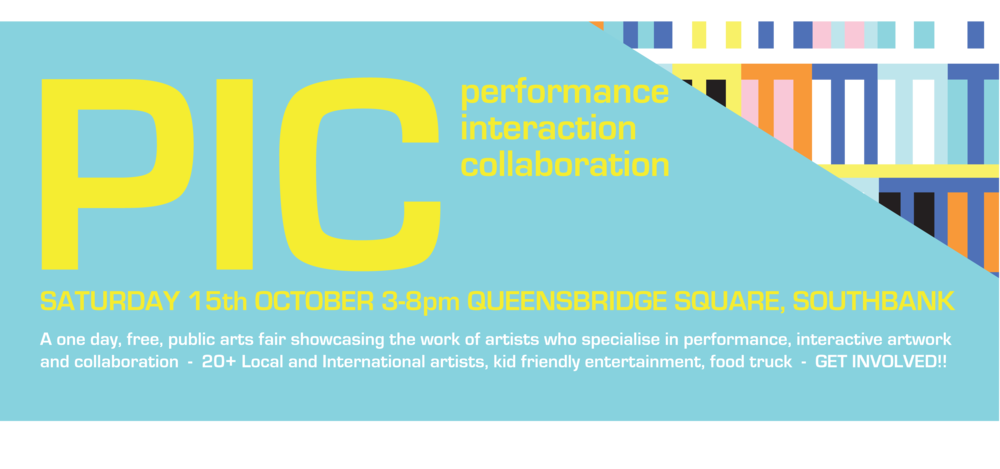 The OK Collective have been generously supported by the City of Melbourne and the Australia Council in order to bring you a dynamic arts event that showcases the work of those whose arts practice does not necessarily sit well within the gallery construct.   PIC Fair 2016 >>