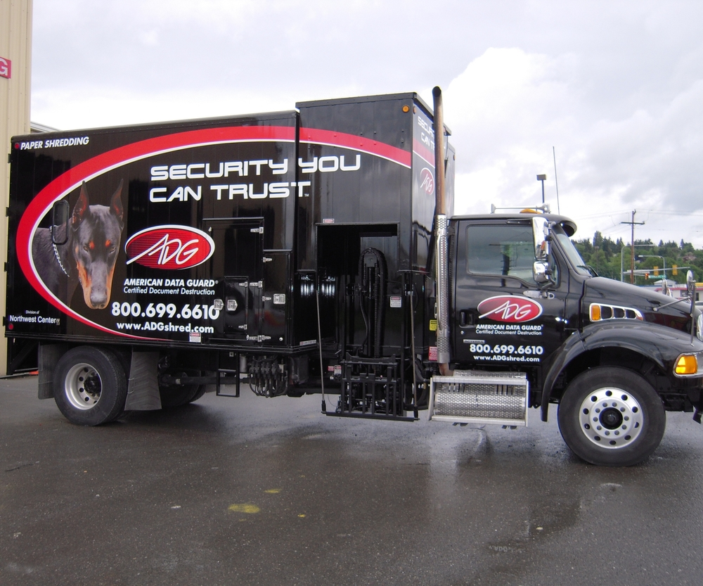 Mobile Shredding throughout Yakima Region