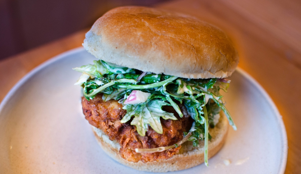 Bon Appetite's Fried Chicken Sandwich
