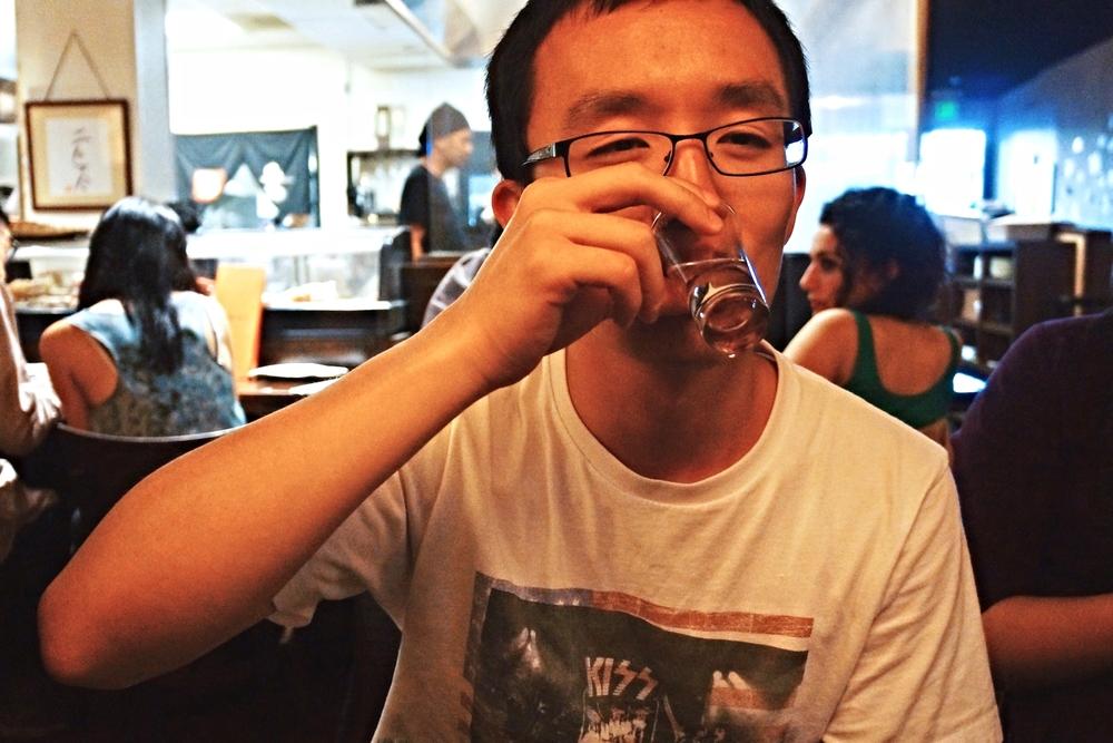 我的BFF,Facebook富帅Dylan Yang。看那小眼神多迷人,单身哦!