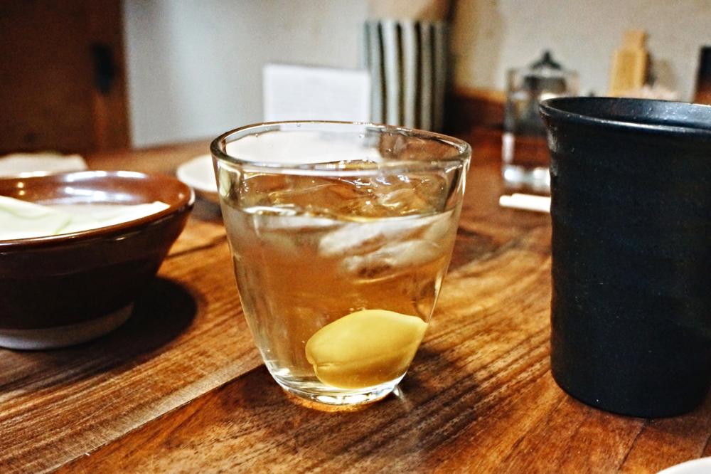 梅子酒(Rock), 也推荐。Ippuku的酒类我也就喝过这两种,次次去都是点这两样。听说别的都非常好喝,很是正宗,压根不serve wine。