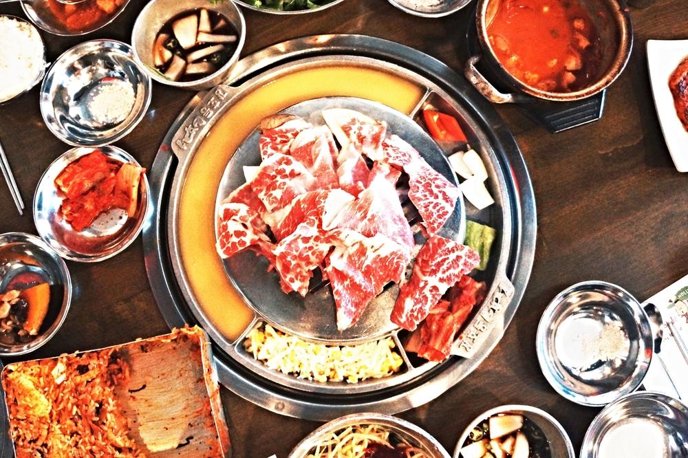 The best Korean BBQ in town: Kang Hodong Baekjeong