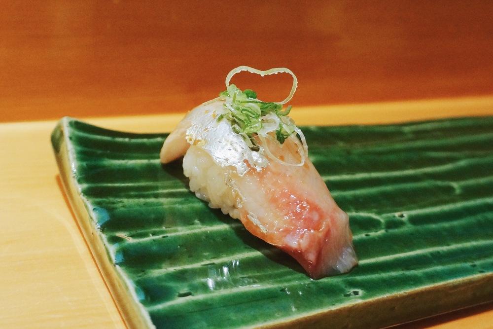 Madai (Japan, Sea Bream) $4/pc 光图看着就知道有多新鲜了吧?