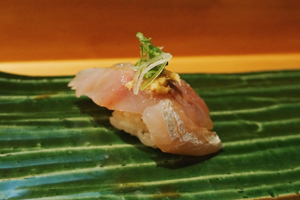 Aji (Japan, Spanich Mackerel) $4/pc
