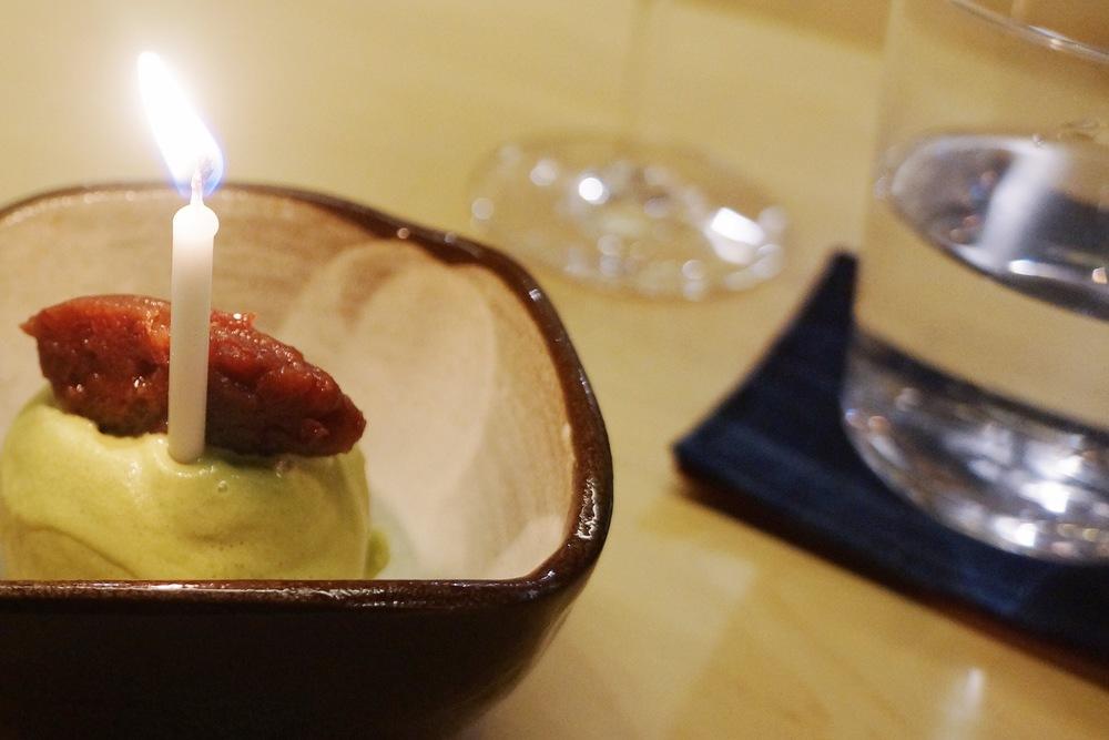 又吹了一次生日蜡烛