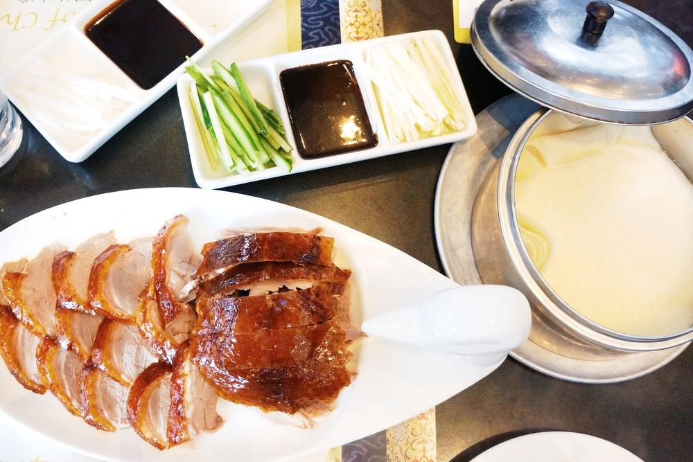 眉州东坡烤鸭三吃