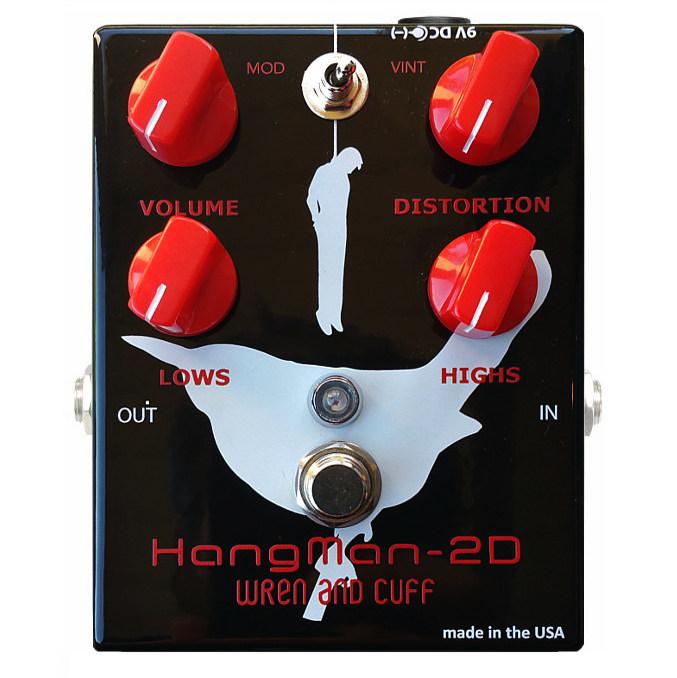 Hangman-2D Red Special
