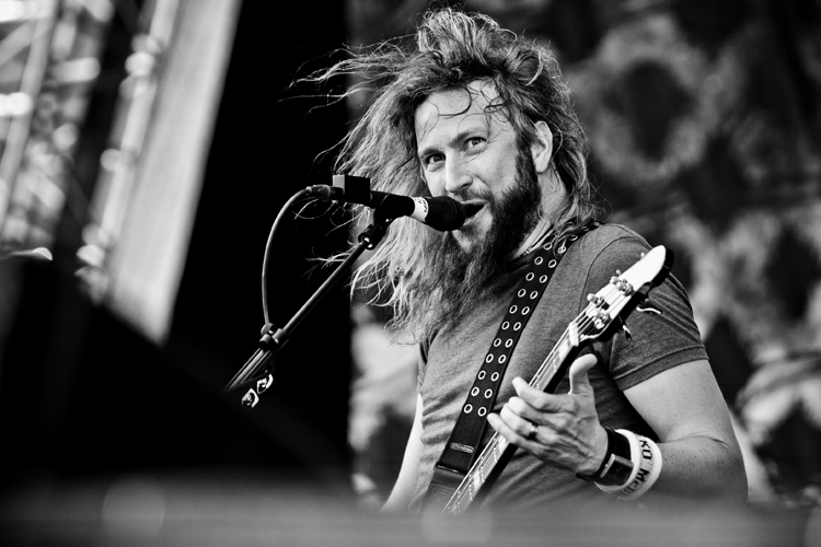 Troy Sanders/Mastodon, Photo Credit: ©2011-2015    HenriKack