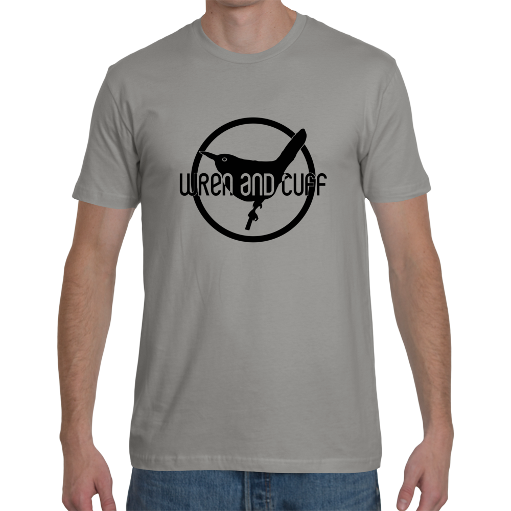 Men's Logo T, Gray   $24.99