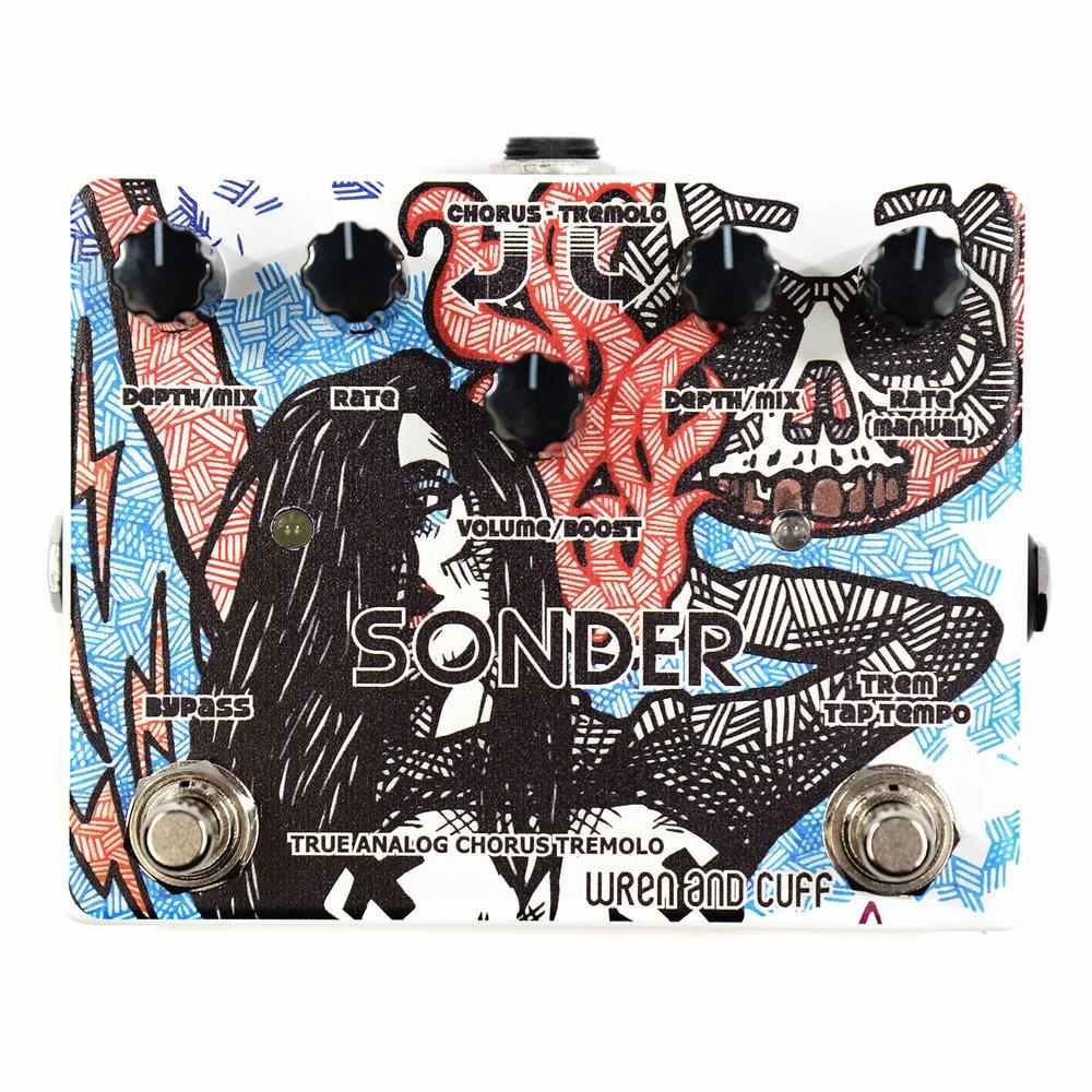 Sonder Chorus Vibrato IT'S HERE!
