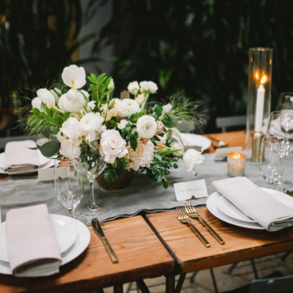 Hello Gem Events |  Planning, Florals + More