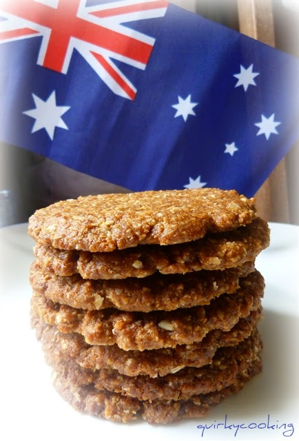 anzac quirky cooking