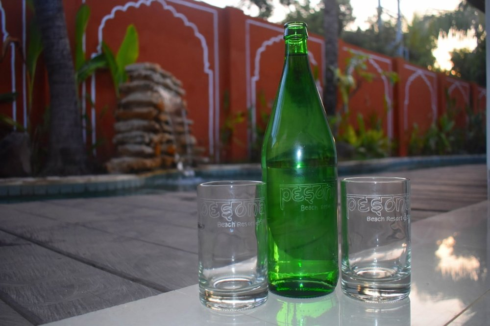 upcycled+bottles+for+Pesona+guest+rooms