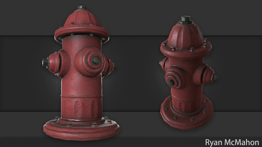 fir hydrant