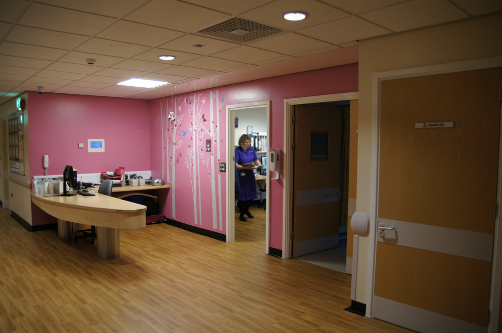 Preston Birth Centre, Lancashire Teaching Hospitals NHS Trust