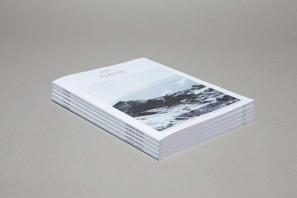 Detours Magazine Volume 00