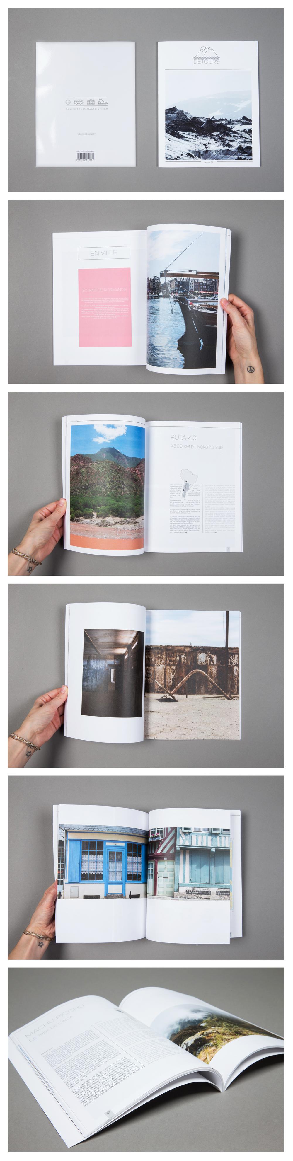 Detours Magazine.Volume 00