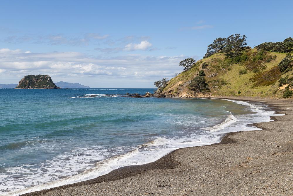 © Detours Magazine . Volume 1 . Coromandel . Nouvelle-Zélande