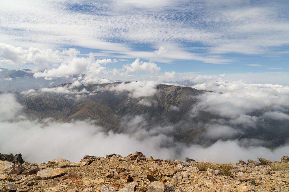 © Detours Magazine . Volume 1 . Mont Somers . Nouvelle-Zélande