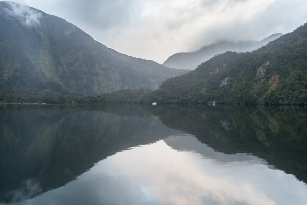 Detours Magazine . Doubtful Sound