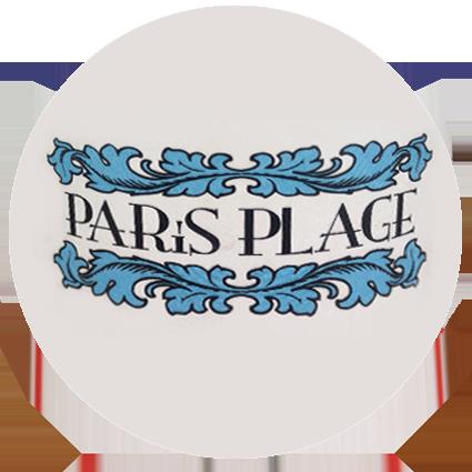 Detours Magazine. Paris Plage.