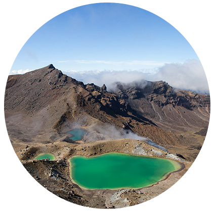 Detours Magazine . Tongariro National Park